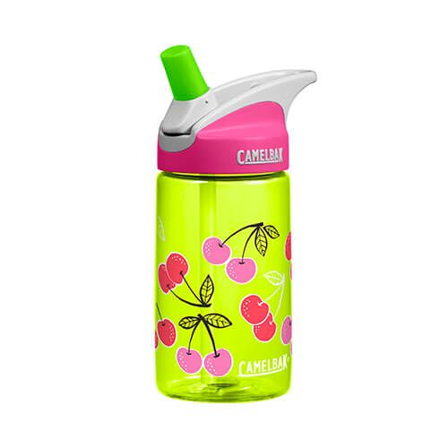 CamelBak 400ml Eddy Kids Cherries Water Bottle