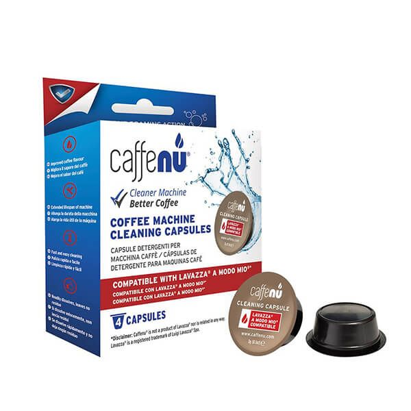 Caffenu Cleaning Capsules Compatible With Lavazza A Modo Mio