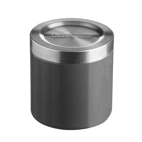 Typhoon Hudson Grey 11cm Stacking Storage Canister