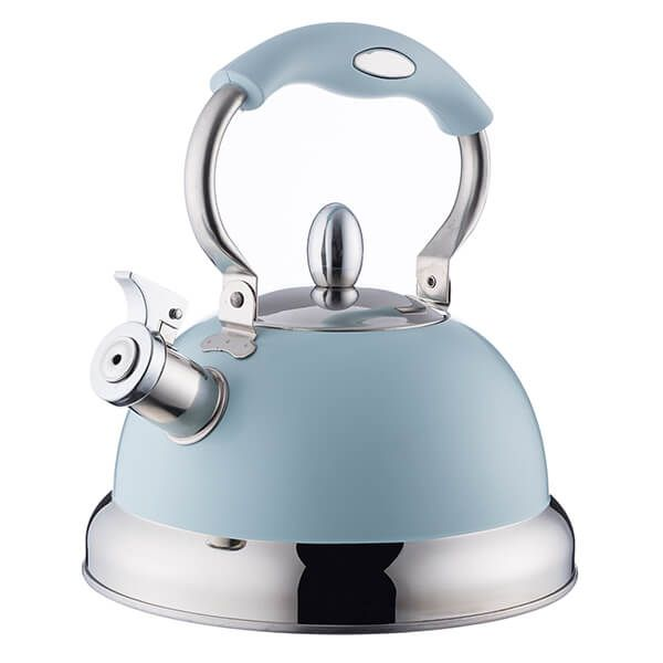 Typhoon Living Blue Stove Top Kettle 2.5L