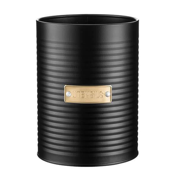 Typhoon Otto Black Utensil Pot
