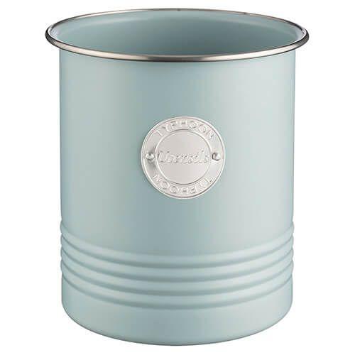 Typhoon Living Blue Utensil Pot