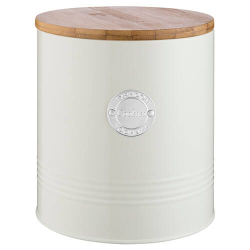 Typhoon Living Cream Cookie Storage