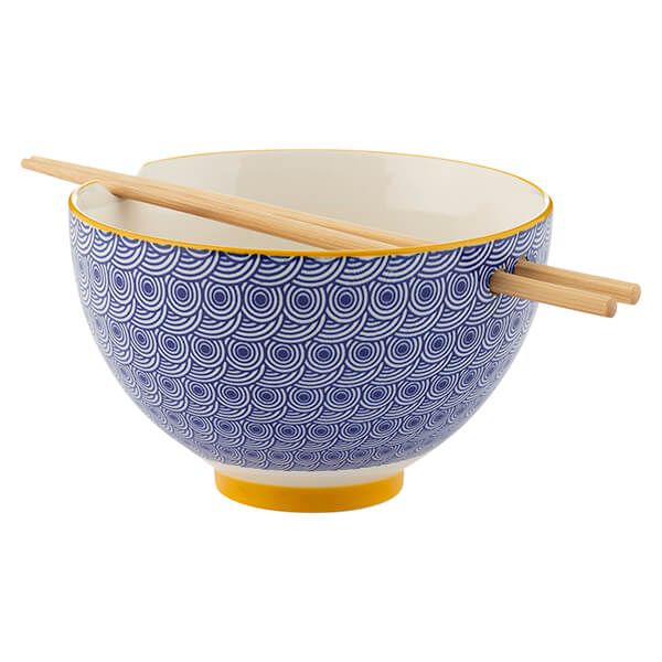 Typhoon World Foods Noodle Bowl With Chopsticks