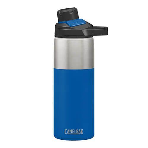 CamelBak 600ml Chute Mag Cobalt Blue Vacuum Insulated Water Bottle