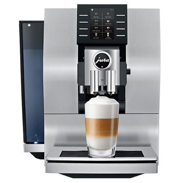 Jura Z6 Aluminium Automatic Coffee Machine