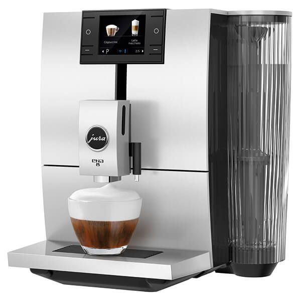 Jura ENA 8 Metropolitan Black Automatic Coffee Machine