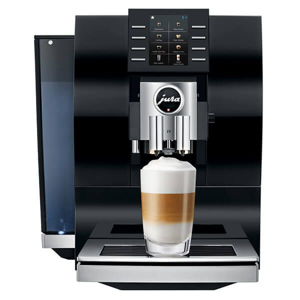 Jura Z6 Diamond Black Automatic Coffee Machine