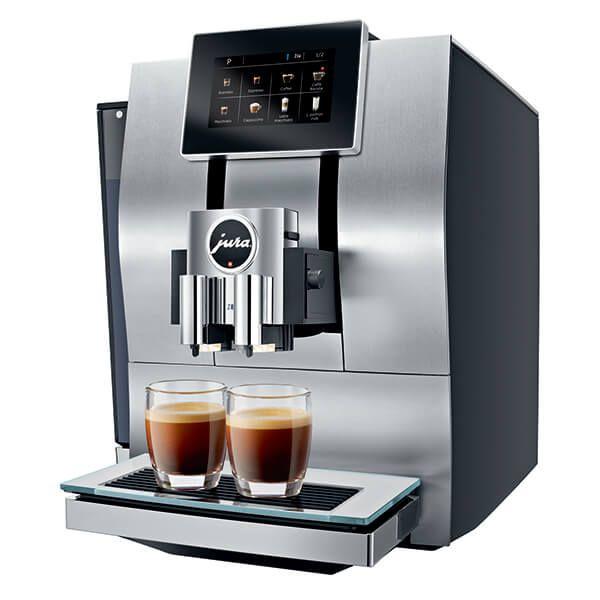 Jura Z8 Aluminium Automatic Coffee Machine