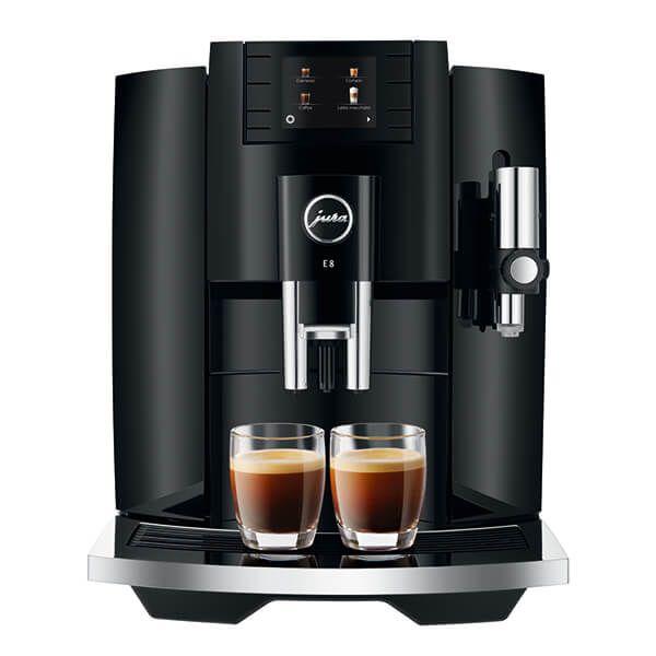 Jura E8 Black Coffee Machine