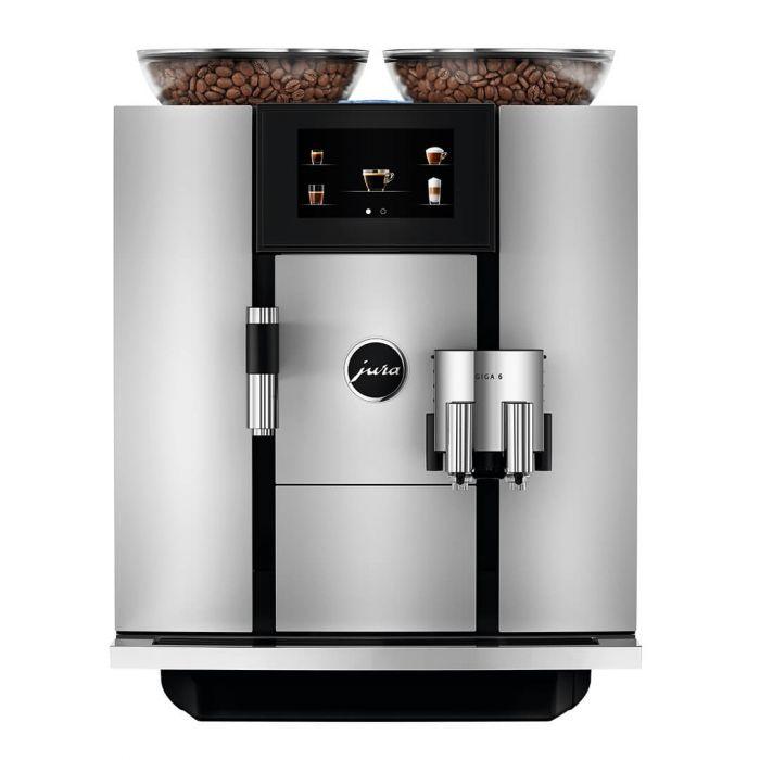Jura GIGA 6 Aluminium Coffee Machine
