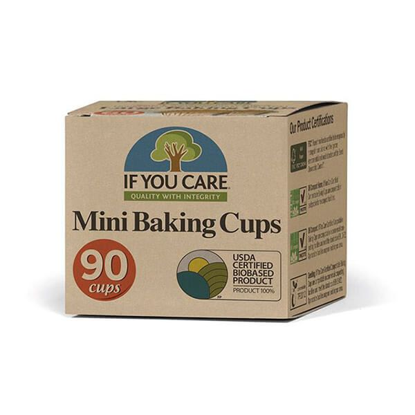 If You Care FSC Certified Mini Baking Cups