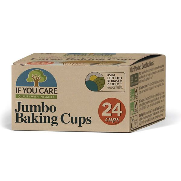 If You Care FSC Certified Jumbo Baking Cups
