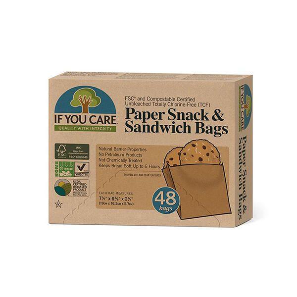 If You Care FSC Certified Sandwich Bags