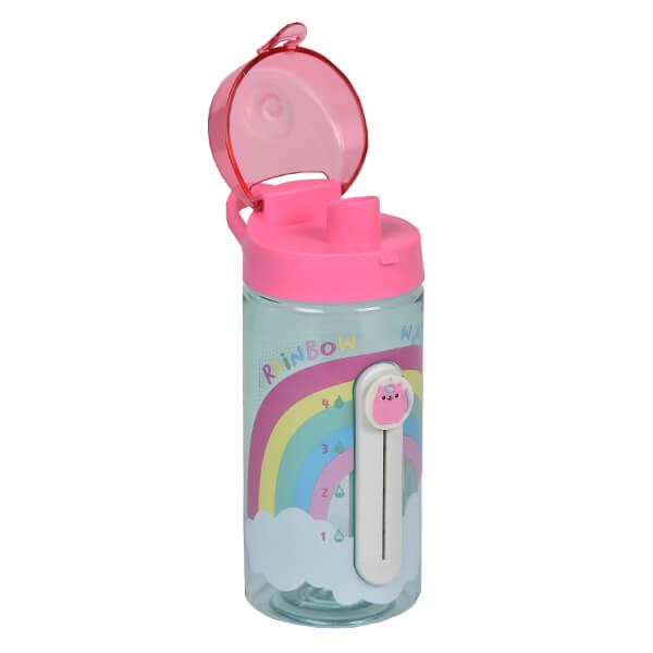 Polar Gear Kittycorn 500ml Tritan Water Tracker