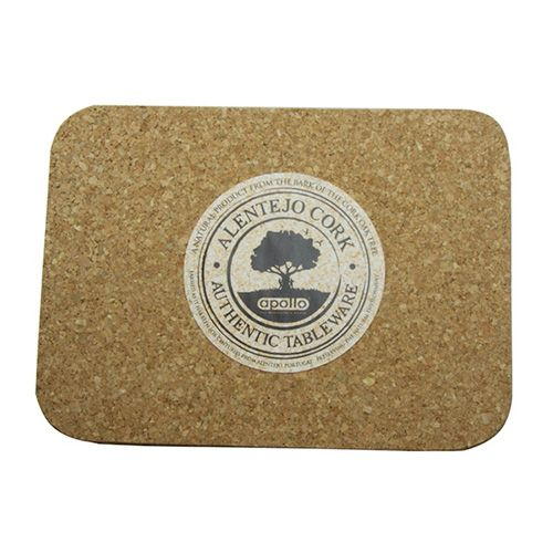Cork Set Of 6 Placemats