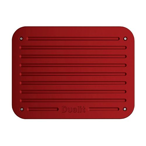 Dualit Architect Toaster Panel Pack Apple Candy Red