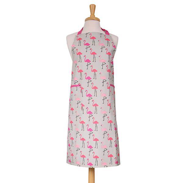 Dexam Flamingo Adult Apron Pink