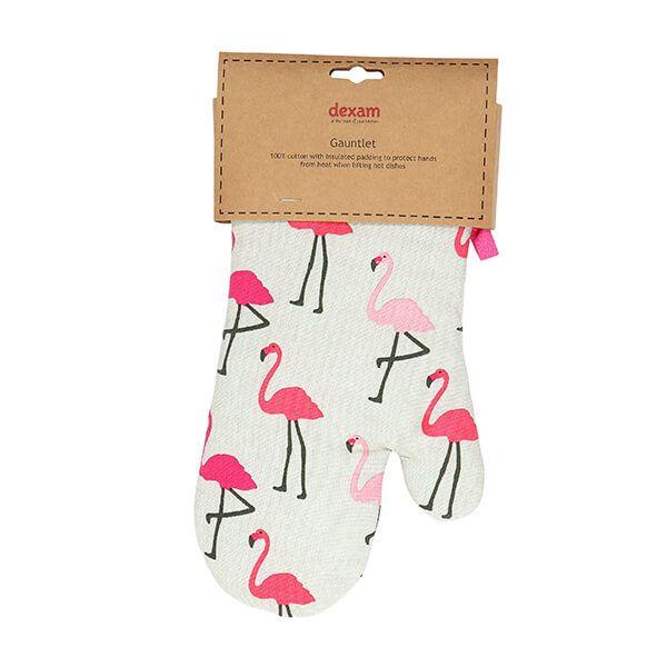 Dexam Flamingo Gauntlet Pink
