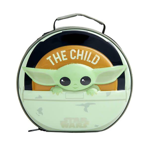 The Mandalorian Child Pod 6D Lunch Bag