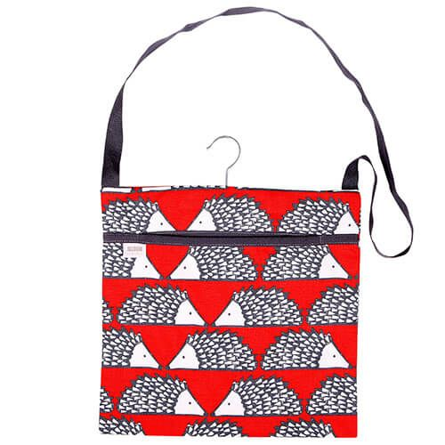 Scion Living Spike Wipe Clean Red Peg Bag