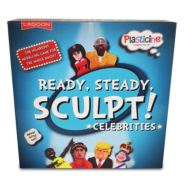 Lagoon Ready, Steady, Sculpt! Celebrity