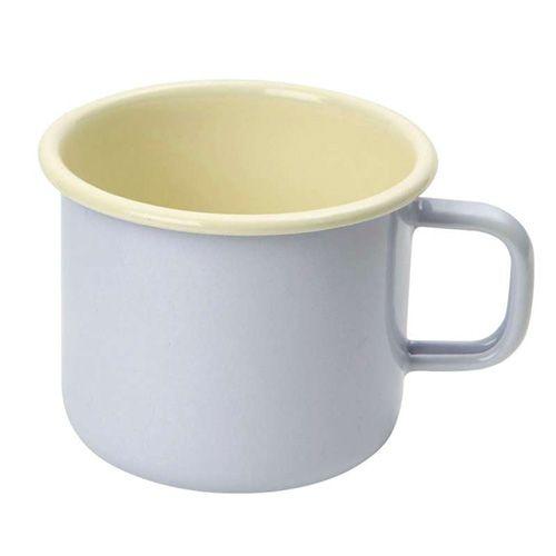 Dexam Dove Enamelware Mug