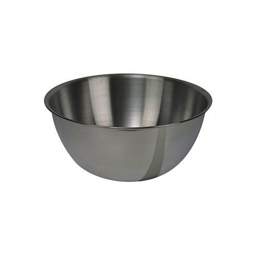Dexam Stainless Steel Mixing Bowl 0.5 Litre 14cm Diameter