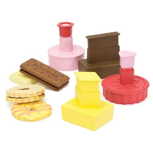 Dexam Great British Biscuit Cutter Set of 4