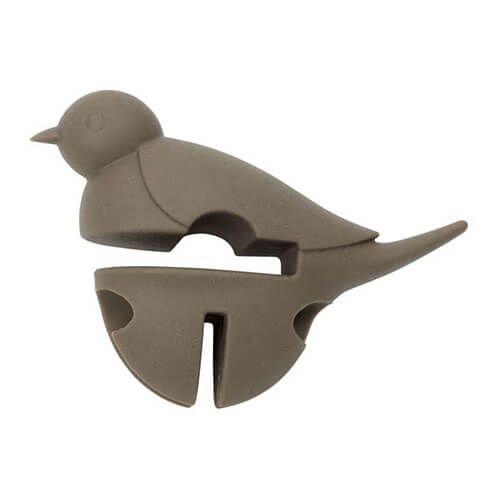 Dexam Little Birds Pot Pals Grey