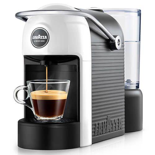 Lavazza Jolie White Coffee Machine