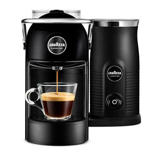 Lavazza Jolie Milk Black Coffee Machine