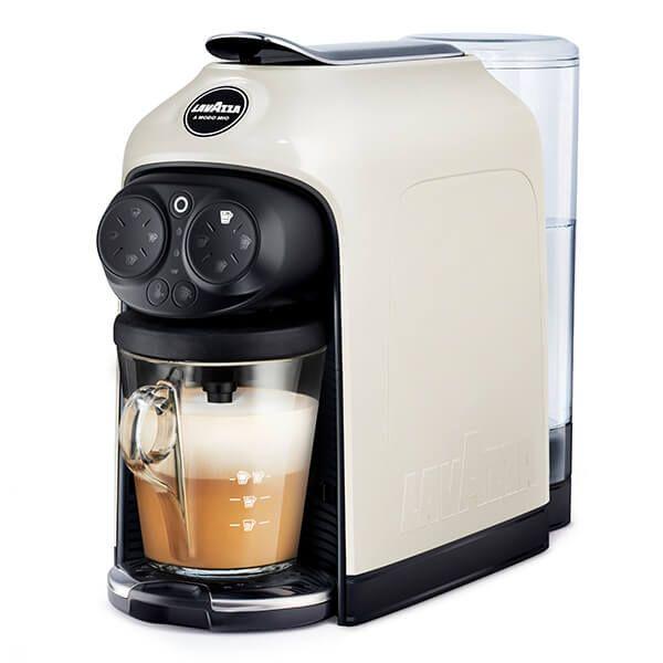Lavazza Desea White Cream Coffee Machine