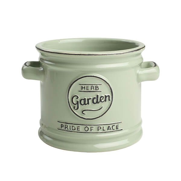 T&G Pride Of Place Plant Pot Old Green