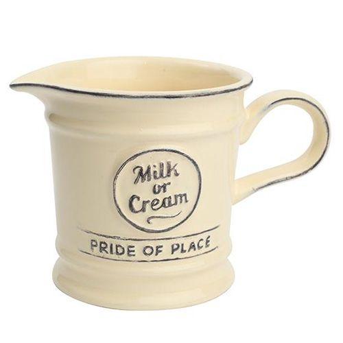 T&G Pride Of Place Milk / Cream Jug Old Cream