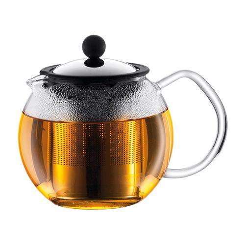Bodum Assam Tea Press With Stainless Steel Filter 0.5 Litre