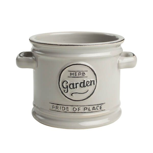 T&G Pride Of Place Plant Pot Cool Grey
