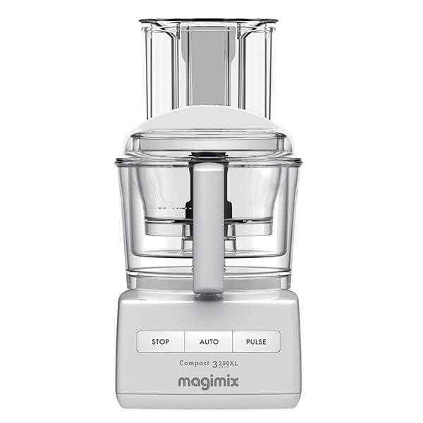 Magimix Compact 3200XL White BlenderMix Food Processor