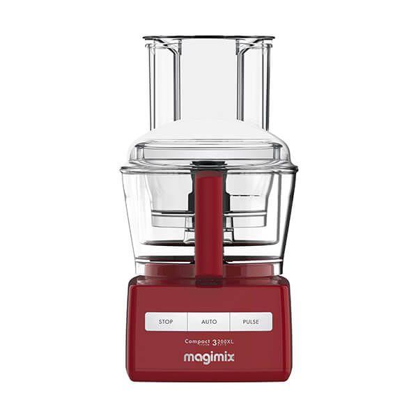 Magimix 3200XL Red Food Processor