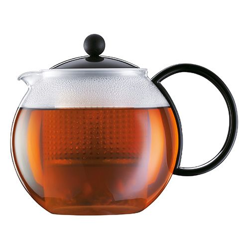 Bodum Assam Tea Press 1.0 Litre Black