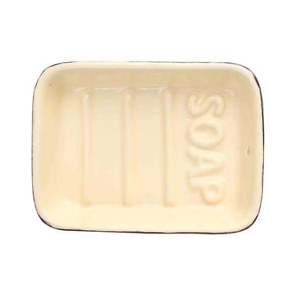T&G Ocean Soap Dish Cream