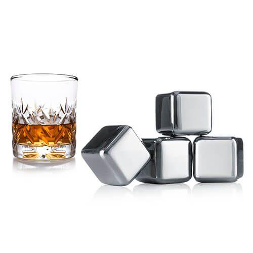 Vacu Vin Whiskey Stones Set Of 4