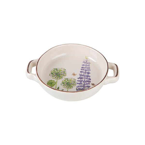 T&G Cottage Garden Round Dish