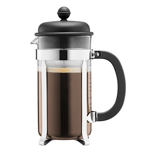Bodum Caffettiera Coffee Maker 3 Cup Black