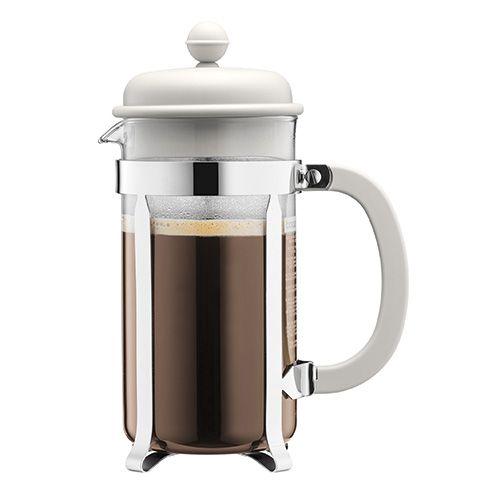 Bodum Caffettiera Coffee Maker 3 Cup Off White