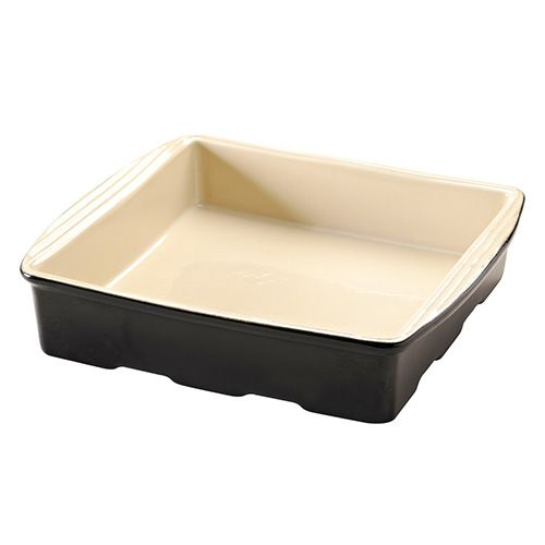Mason Cash Perfect Black 29cm Square Baker