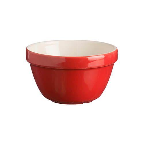 Mason Cash Colour Mix S36 Red Pudding Basin 16cm