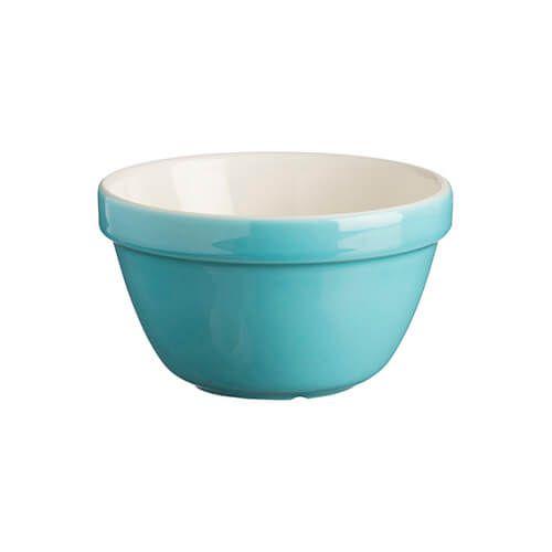 Mason Cash Colour Mix S36 Turquoise Pudding Basin 16cm