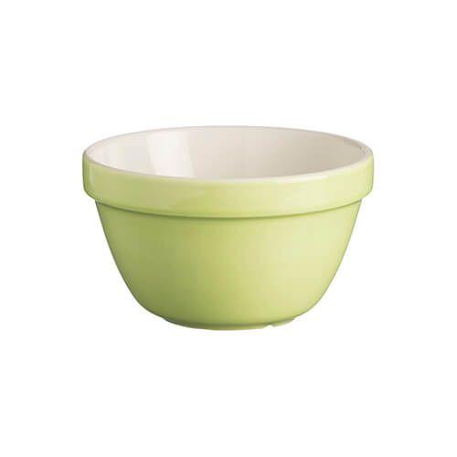 Mason Cash Colour Mix S36 Green Pudding Basin 16cm