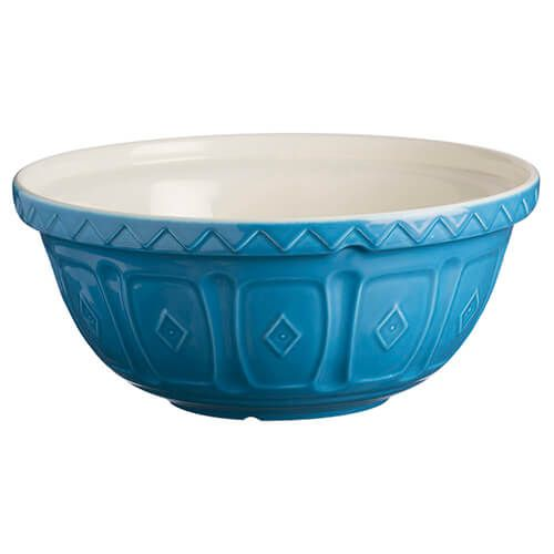 Mason Cash Colour Mix S12 Azure Mixing Bowl 29cm